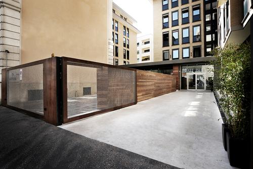 ACA Amore Campione Architettura, Corrado Gioia — Sede Inarcassa, Roma