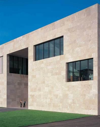 Max Dudler Architekt — Museum Ritter