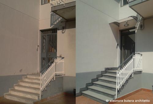 Eleonora Butera — Riqualificazione architettonica di condominio