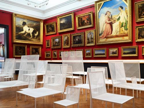 nendo — Mimicry Chairs