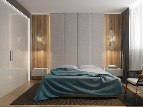 NG-STUDIO Interior Design — Modern interior design for a residence in Bordighera