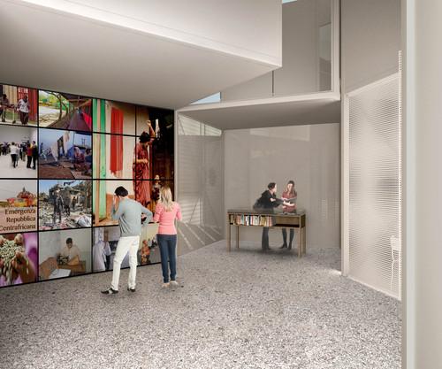 Piuarch — Padiglione Caritas EXPO 2015