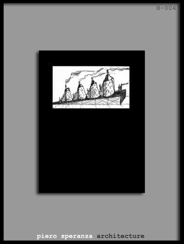 Piero Speranza, Corinne Piera Speranza, sas&a - studio di architettura speranza associati — The four silos