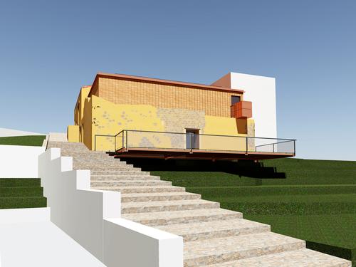 """Salvatore Curcio  — PREMIO """"Castelbuono Progetto Architettura"""", Premio idea progettuale - Anno 2014"""