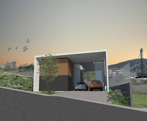 Flavio Castro — F+M House