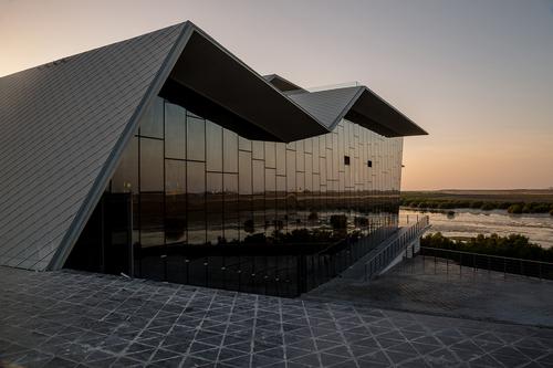 Annabel Karim Kassar — Al Zorah pavilion