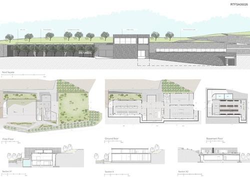 Giuseppe Scannella  — international Architecture New Delhi | Menzione D'onore