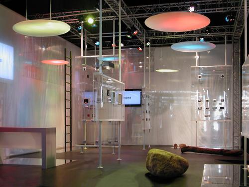 Lapo lani bticino biennale interieur kortrijk xpo for Interieur kortrijk 2015