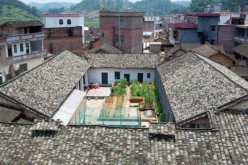 Rural Urban Framework — Qinmo Community Center