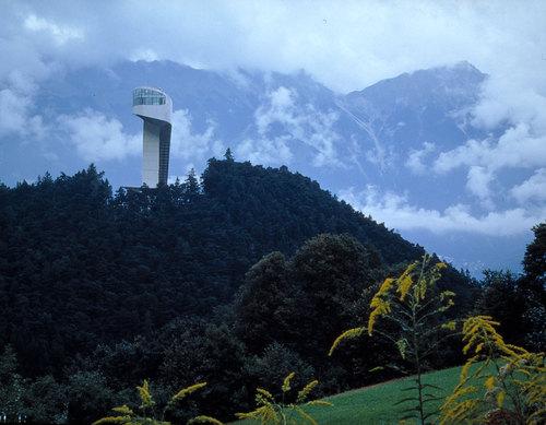 Zaha Hadid Architects — Bergisel Ski Jump
