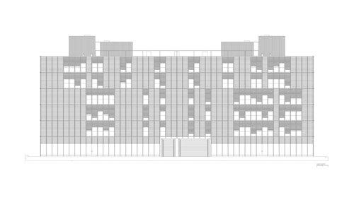 Eduardo Souto De Moura — Building in Maia City