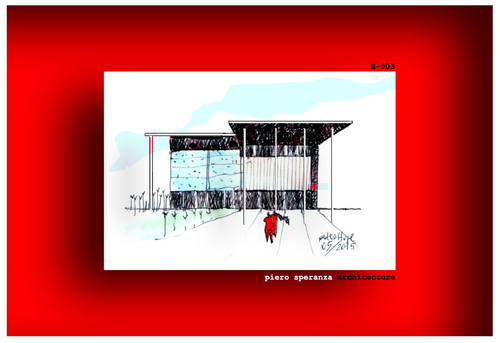 Piero Speranza, Corinne Piera Speranza, sas&a - studio di architettura speranza associati — house in the country