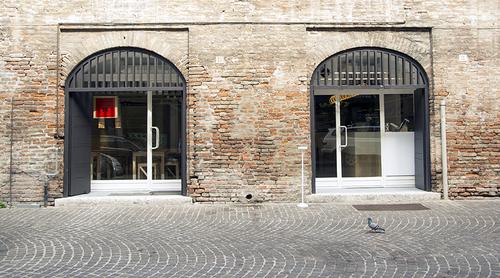 ARCHIPLAN STUDIO // Diego Cisi e Stefano Gorni Silvestrini Architetti — BAR RISTORANTE AL DICIOTTO