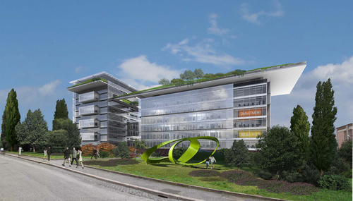 JM Schivo & Partners — Refurbishing BNL headquarter in Rome