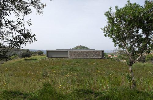 Correia/Ragazzi Arquitectos — Casa em Castelo Melhor