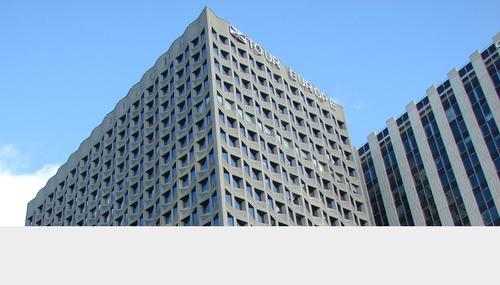 JM Schivo & Partners, ARC-M.O.E. – Courbevoie (Bruno Barbot) — Tour Europe La Défense, Paris