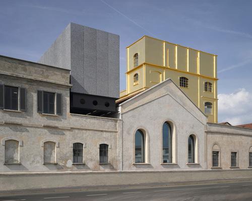 OMA - Office of Metropolitan Architecture — Fondazione Prada