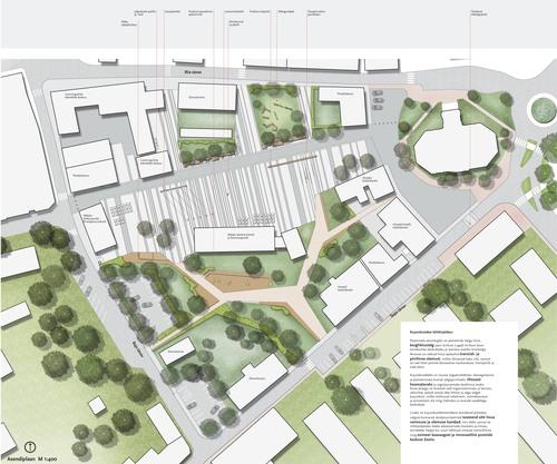 Gianfranco Franchi, Chiara Tesi, Rea Sepping, FRANCHI+ASSOCIATI — Riqualificazione del Quartiere 8 - Valga (EE)