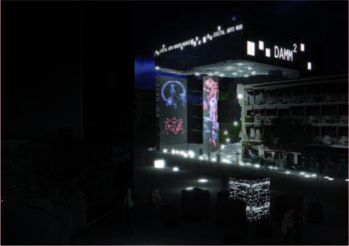 ADG_ARCH, Danilo Di Lorenzo Di Michele, Guido Iampieri, MARIO GIACCA — DIGITAL ARTS MUSEUM COMPETITION
