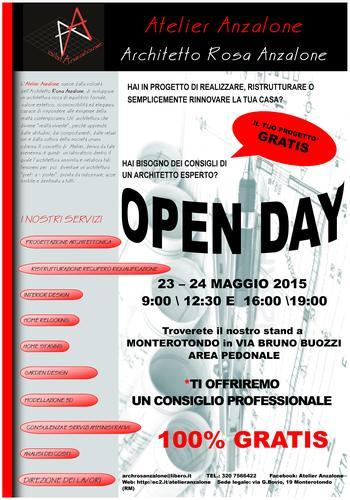Atelier Anzalone — Open Day