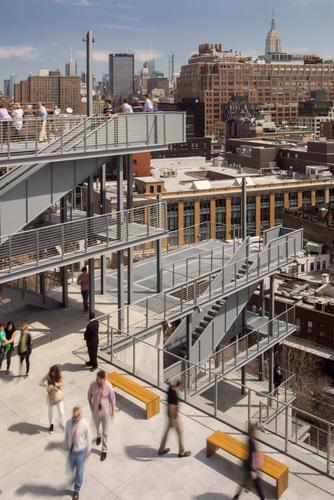 Renzo Piano Building Workshop — Whitney Museum of American Art