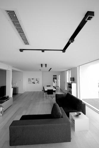 Giuseppe Palmieri — Residenza in Attico