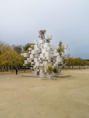 Sou Fujimoto Architects — Many Small Cubes