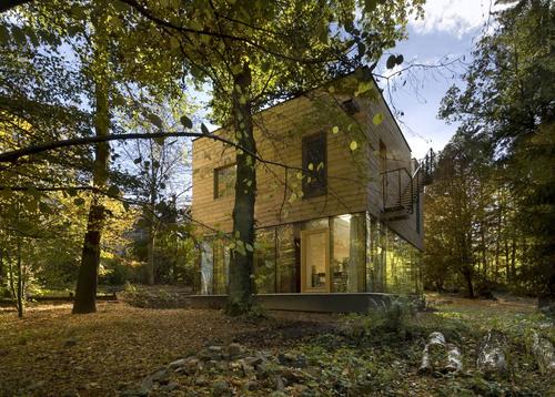 sporadical — Single Family House in Central Bohemia