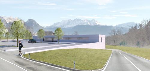 Roland Baldi — Centro di Protezione Civile Renon