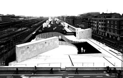 Giuseppe Vultaggio — The Memorial Gate