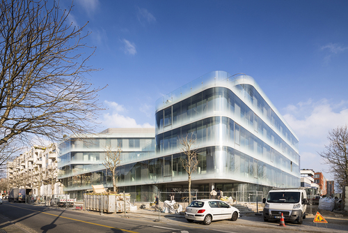 Atelier Zündel Cristea  — Pacemar Office Building