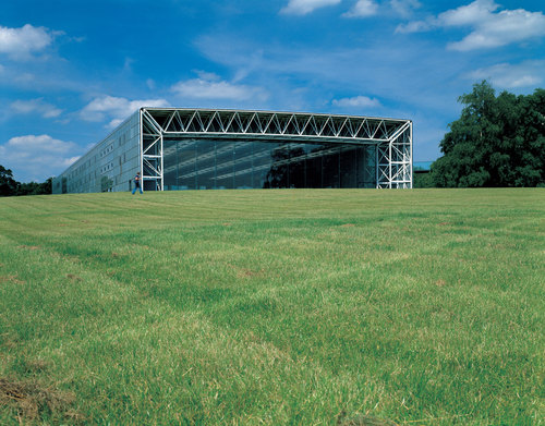 Foster + Partners — Sainsbury Centre for Visual Arts