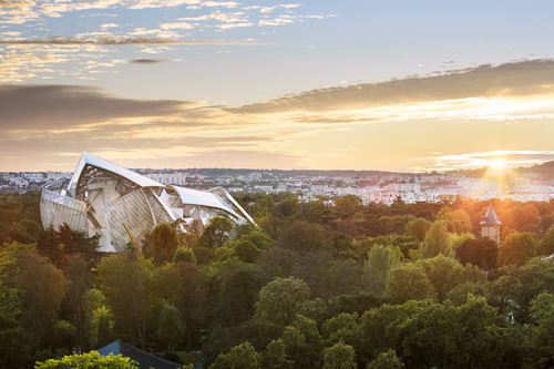 Frank Gehry — Louis Vuitton Foundation