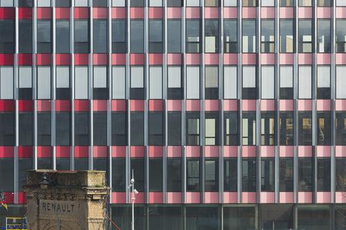 Sauerbruch Hutton  — Kinetik Offices