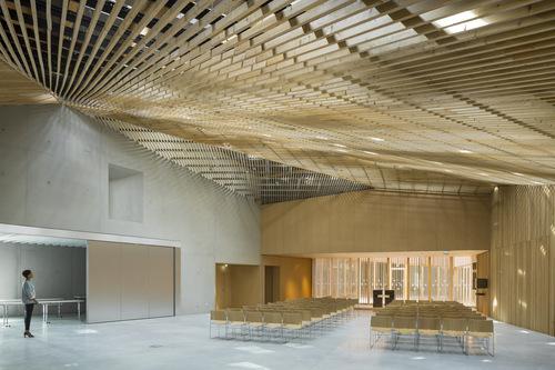 Atelier d'Architecture Brenac & Gonzalez — Maison Saint Francois de Sales