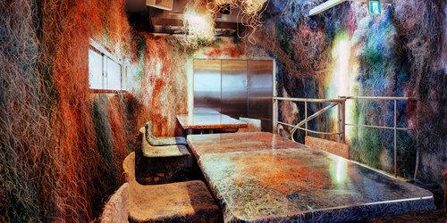 Kengo Kuma & Associates — Tetchan Yakitori Bar