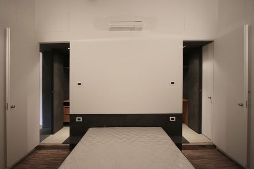 dare-architettura, Rudy Davi — Ristrutturazione appartamento Palazzo Mazzucchi