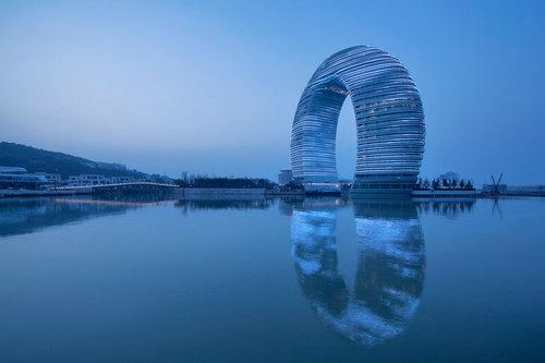 MAD architects — Sheraton Huzhou Hot Spring Resort