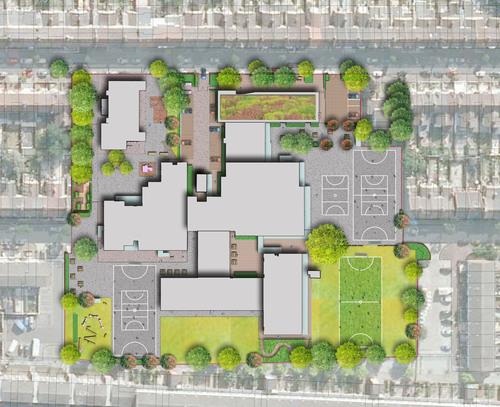 Davis Landscape Architecture — Avenue Primary School
