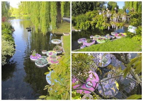 Linaria, Sara Di Costanzo, Veronica Montanino, Michela Pasquali — Floating Garden