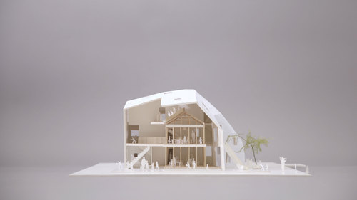 MAD architects — Clover House