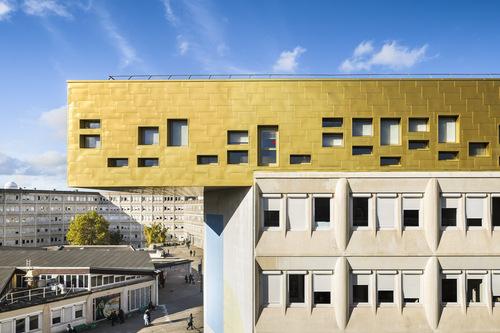 Flint Architectes — Présidence de l'Université UPEC - Créteil