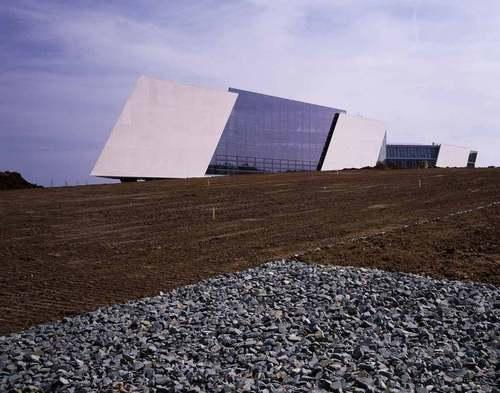 Henn Architekten — Mobilelifecampus, Wolfsburg