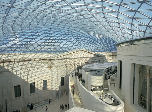 Foster + Partners — The Great Court at the British Museum