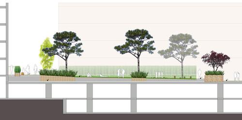 Davis Landscape Architecture — Marine Plaza