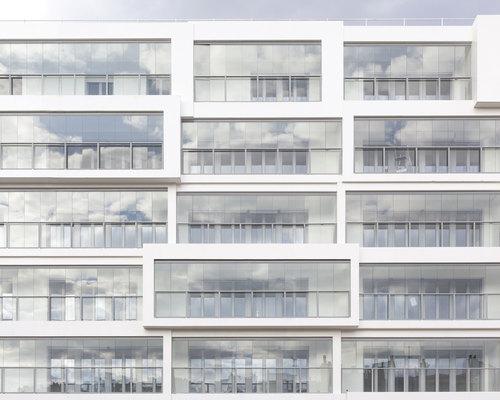 BVAU / Bartolo Villemard Architecture Urbanisme — Winter gardens