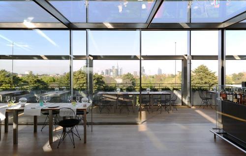 OBR Open Building Research — Terrazza Triennale