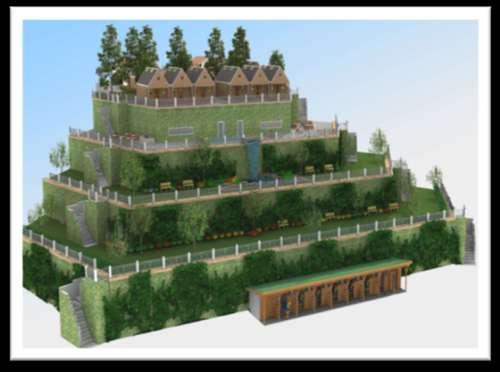 Gaurang Trivedi — 3D Modeling & Rendering For Retaining Wall Design