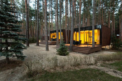 YOD  — Guest houses in Relax park VERHOLY