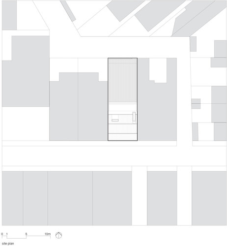 Sean Godsell Architects — Green House